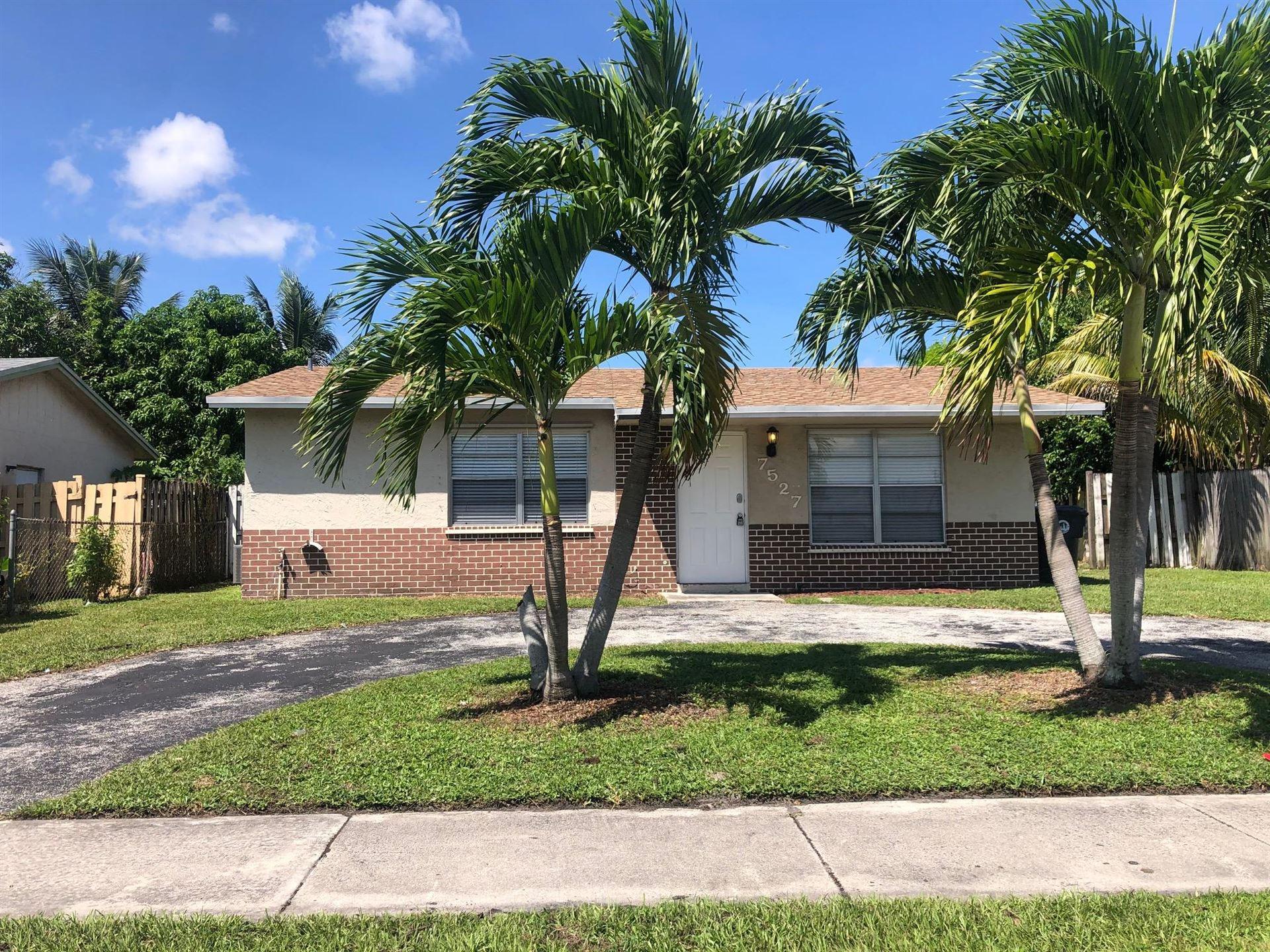 7527 Kimberly Boulevard, North Lauderdale, FL 33068 - #: RX-10655495