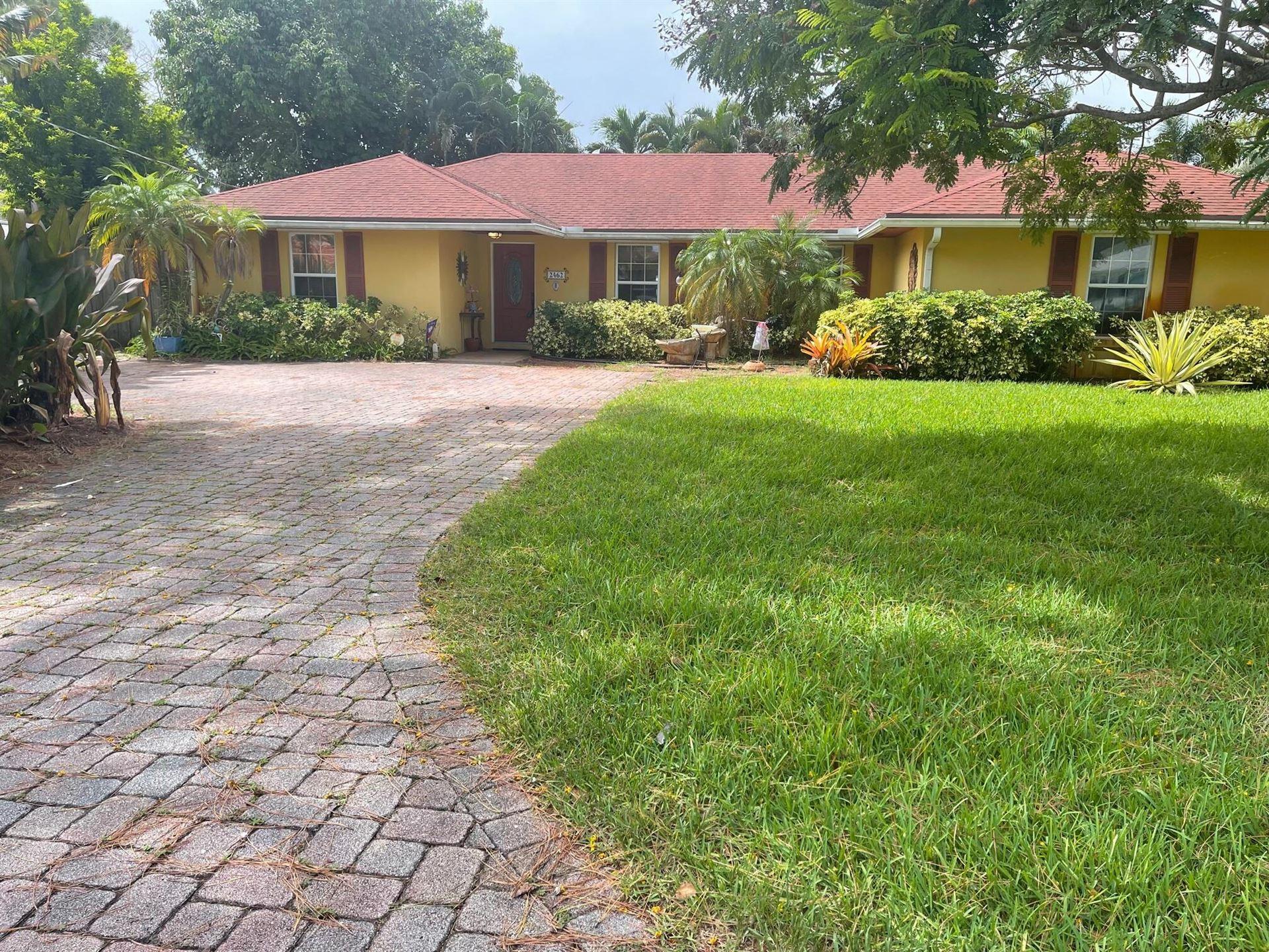 2462 Gertrude Lane, Lake Worth, FL 33462 - #: RX-10747495