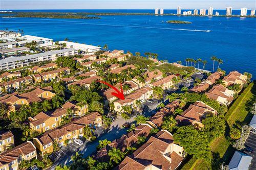 Photo of 1035 Lake Shore Drive #203, Lake Park, FL 33403 (MLS # RX-10583496)