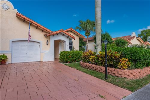 Photo of 5191 Casa Real Drive, Delray Beach, FL 33484 (MLS # RX-10643496)