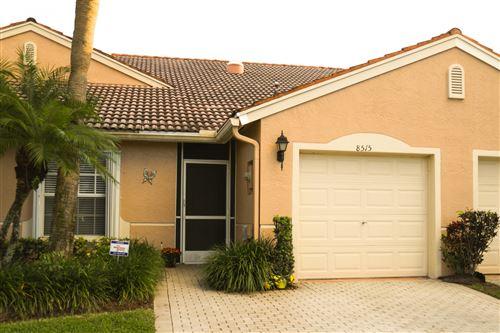 Photo of 8515 Logia Circle, Boynton Beach, FL 33472 (MLS # RX-10753496)