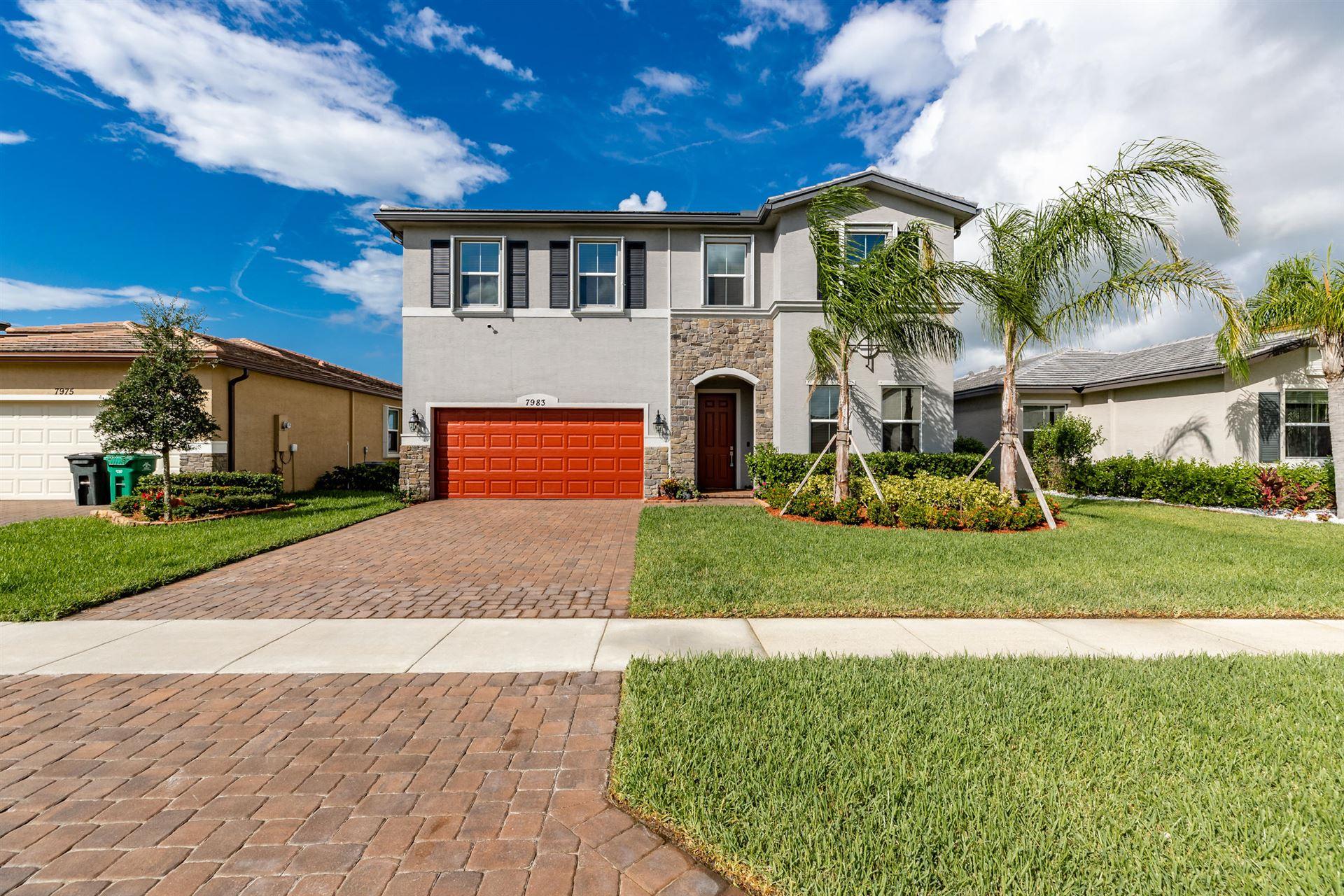 7983 NW Greenbank Circle, Port Saint Lucie, FL 34987 - MLS#: RX-10737496