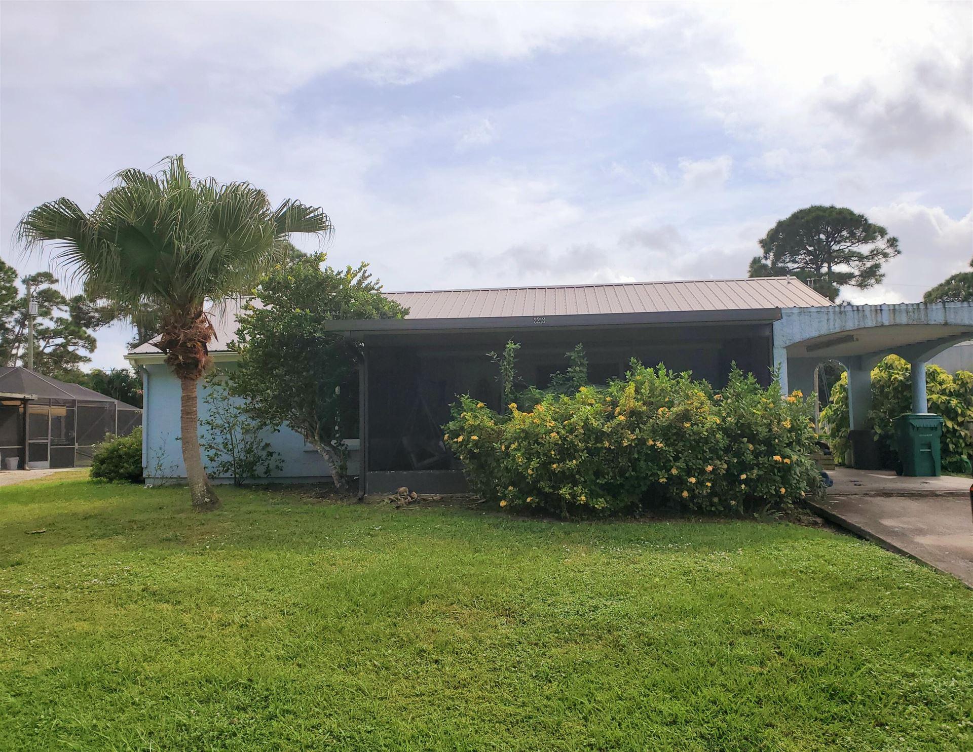 2218 SE Seafury Lane, Port Saint Lucie, FL 34952 - MLS#: RX-10754496