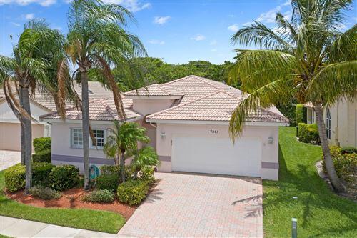Photo of 7041 NW Turtle Walk, Boca Raton, FL 33487 (MLS # RX-10725497)
