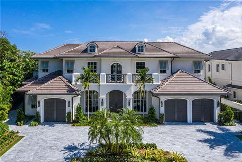Photo of 484 S Maya Palm Drive, Boca Raton, FL 33432 (MLS # RX-10745497)