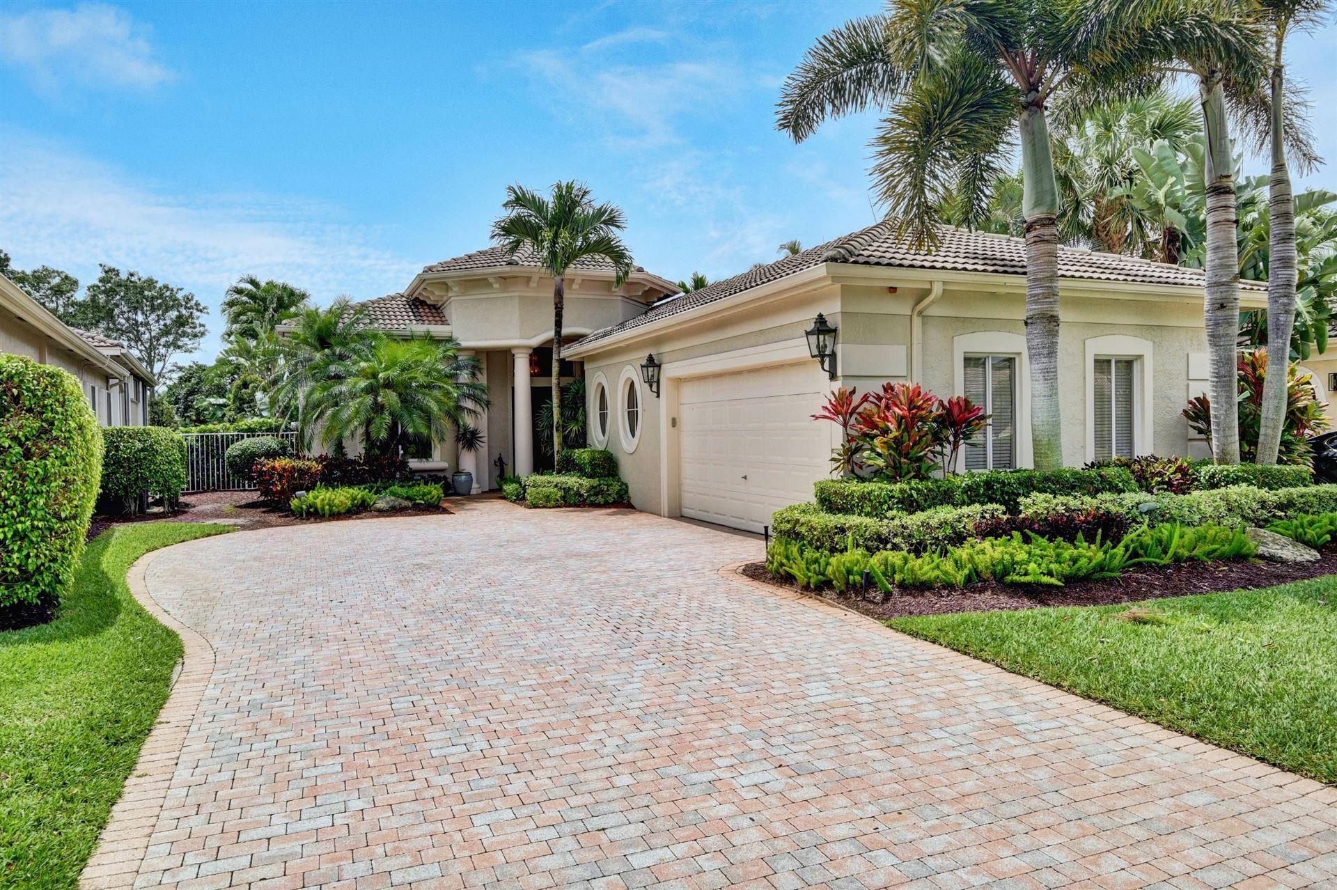 7743 Villa D\' Este Way, Delray Beach, FL 33446 - #: RX-10628497