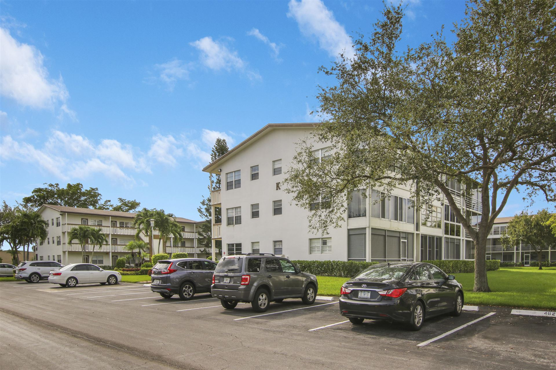 445 Mansfield K #445, Boca Raton, FL 33434 - #: RX-10648497