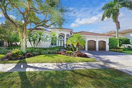 Photo of 6109 Via Venetia S, Delray Beach, FL 33484 (MLS # RX-10595498)