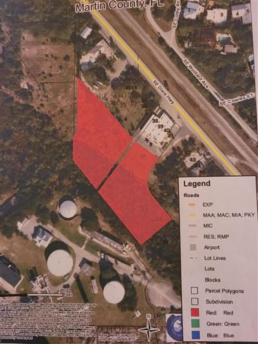 Photo of Unassigned SE Ridge Avenue, Hobe Sound, FL 33455 (MLS # RX-10686498)