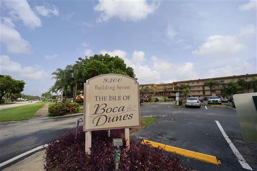 Photo of 9300 SW 8th Street #223, Boca Raton, FL 33428 (MLS # RX-10752498)