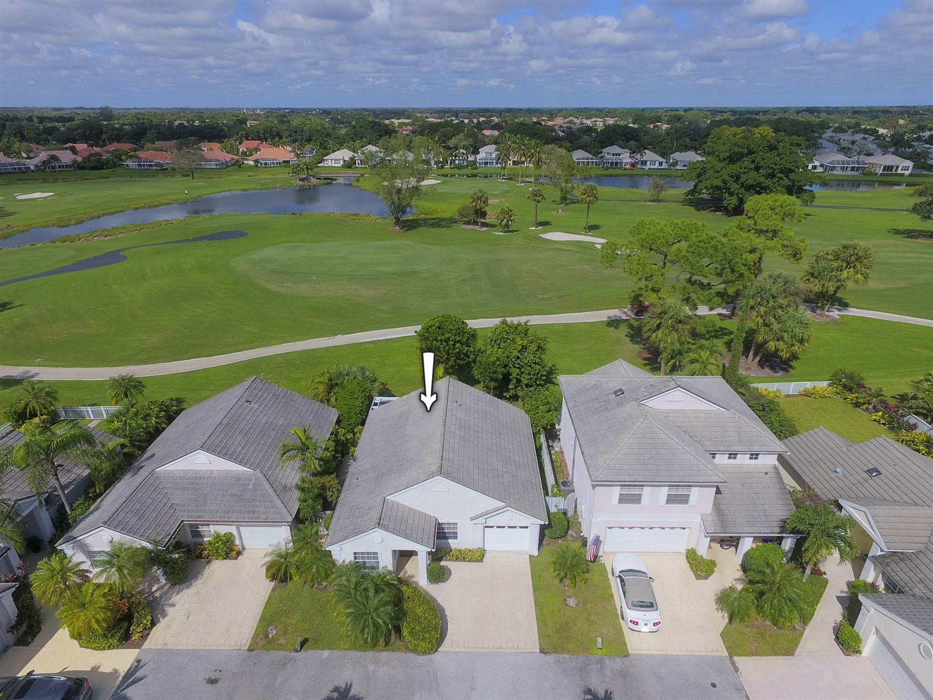 Photo of 43 Admirals Court, Palm Beach Gardens, FL 33418 (MLS # RX-10664498)