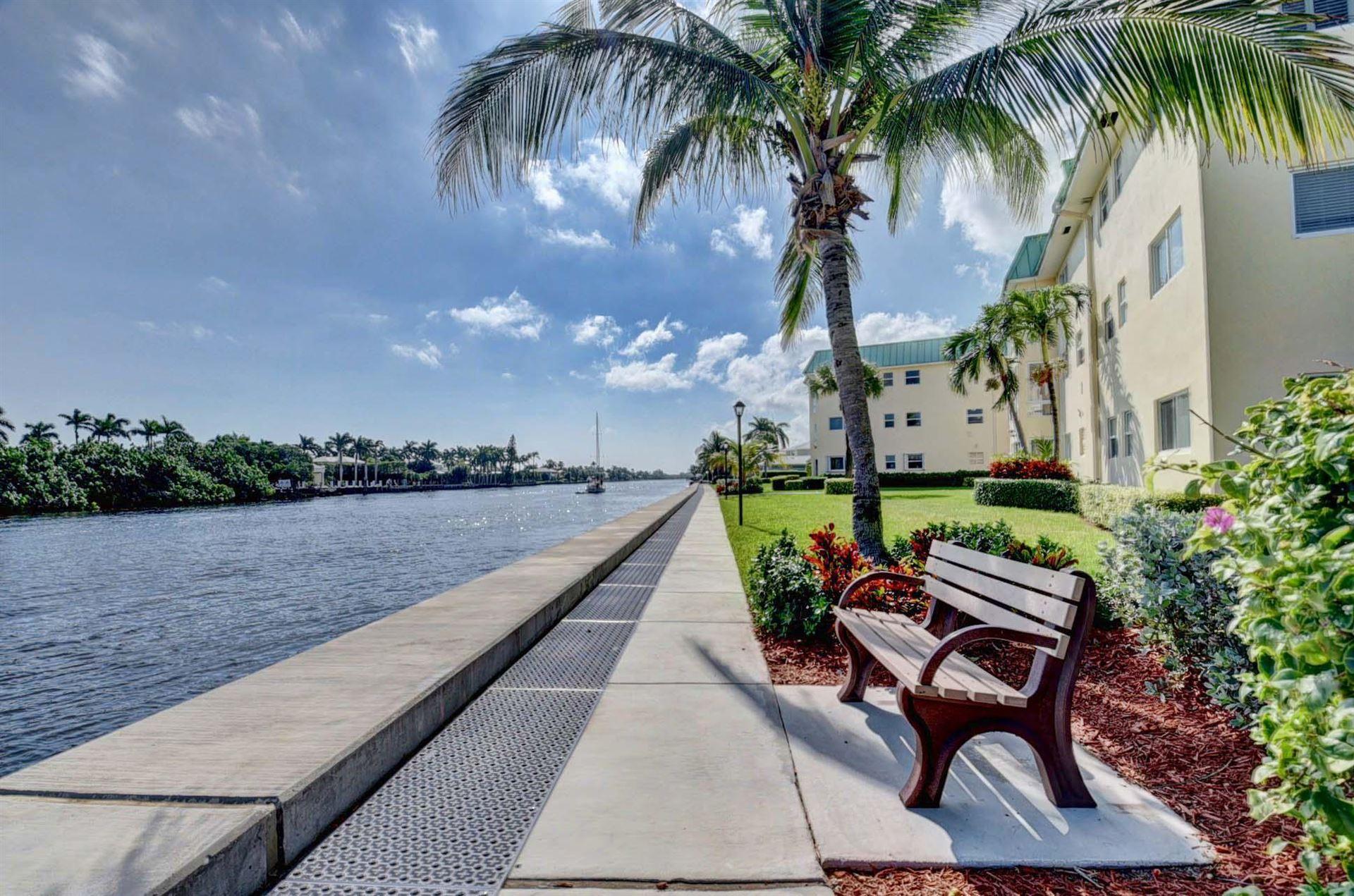 8 Colonial Club Drive #302, Boynton Beach, FL 33435 - #: RX-10669498
