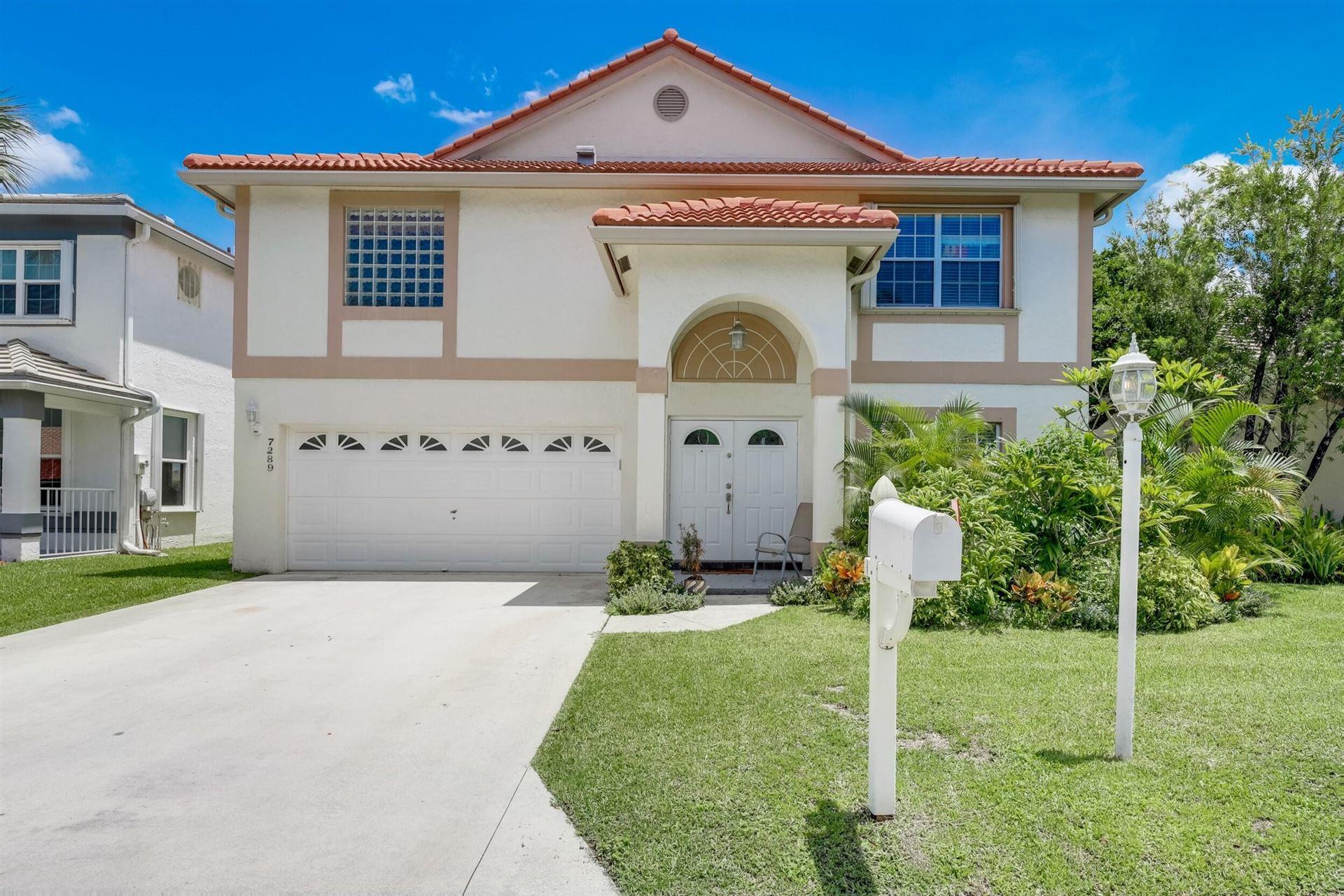 7289 Shell Ridge Terrace, Lake Worth, FL 33467 - MLS#: RX-10735498