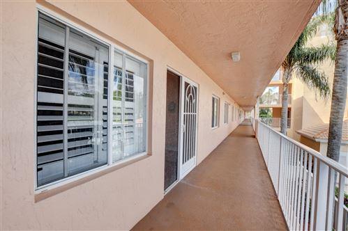 Photo of 5810 Crystal Shores Drive #203, Boynton Beach, FL 33437 (MLS # RX-10694499)