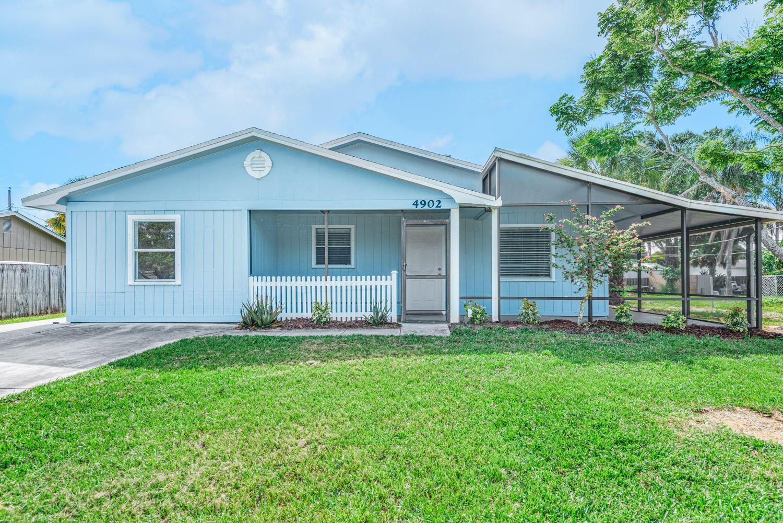 4902 Myrtle Drive, Fort Pierce, FL 34982 - #: RX-10634499