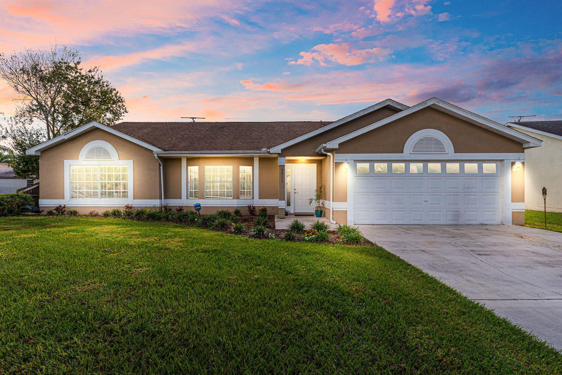 3511 SE Hyde Circle, Port Saint Lucie, FL 34984 - #: RX-10672499