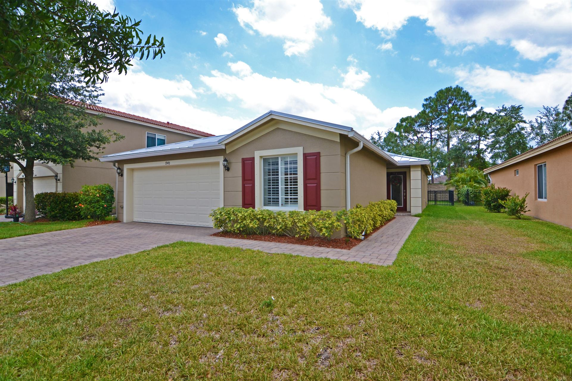 1948 SW Jamesport Drive, Port Saint Lucie, FL 34953 - MLS#: RX-10715499