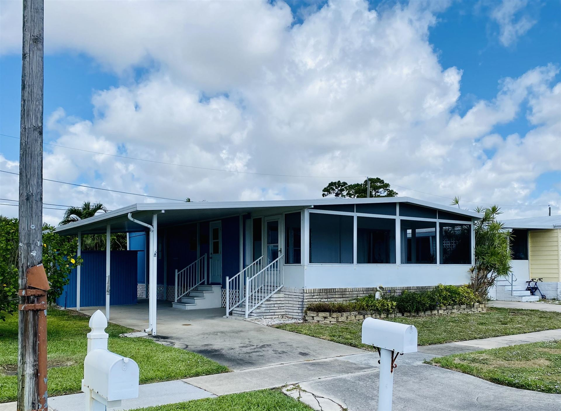 4045 White Pine Drive, Boynton Beach, FL 33436 - #: RX-10716499