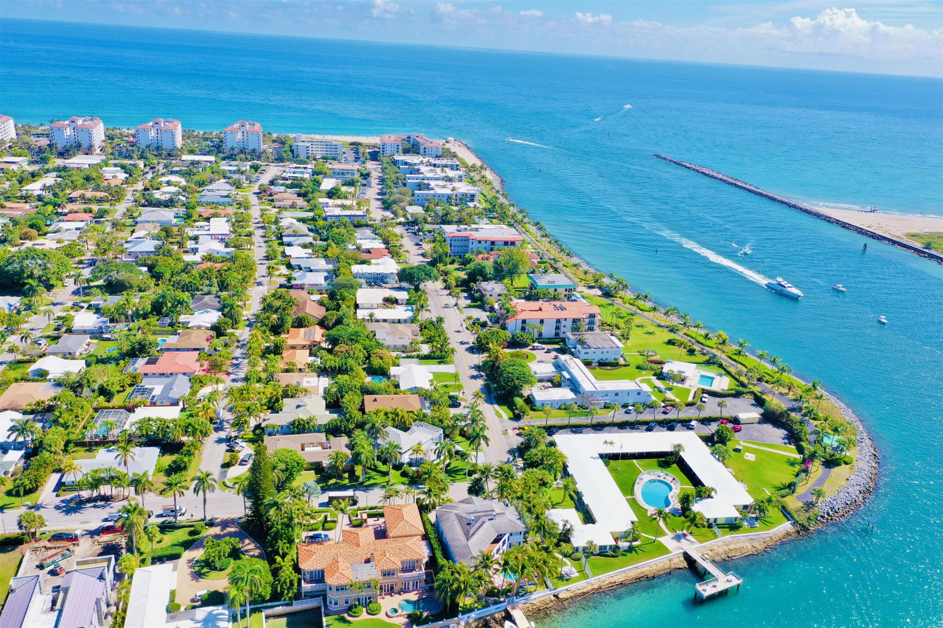 Photo of 208 Linda Lane, Palm Beach Shores, FL 33404 (MLS # RX-10732499)