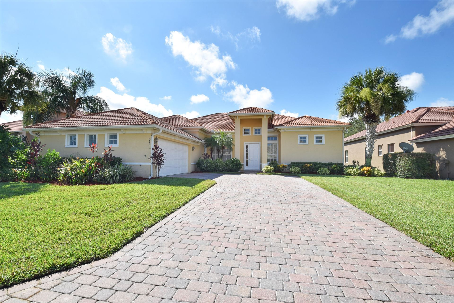 480 NW Dover Court, Port Saint Lucie, FL 34983 - MLS#: RX-10735499