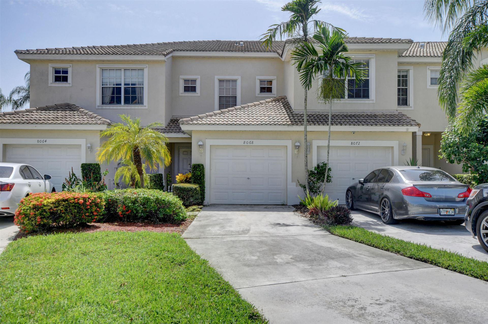 8068 Briantea Drive, Boynton Beach, FL 33472 - MLS#: RX-10743499
