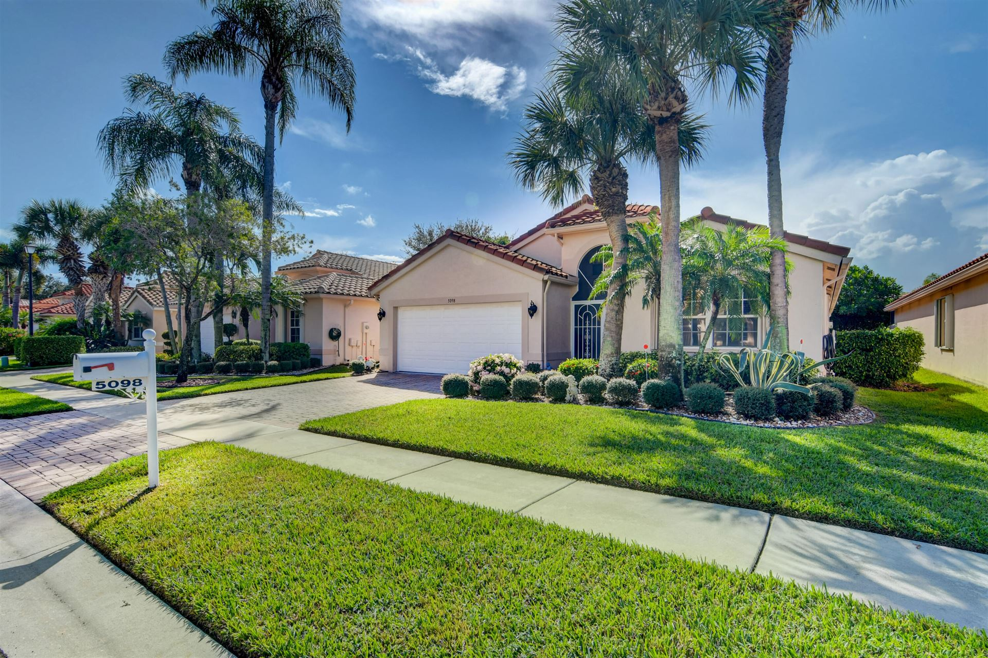5098 Polly Park, Boynton Beach, FL 33437 - #: RX-10751499