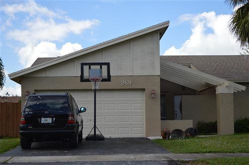 Photo of 269 NW 40 Ter Terrace, Deerfield Beach, FL 33442 (MLS # RX-10559500)
