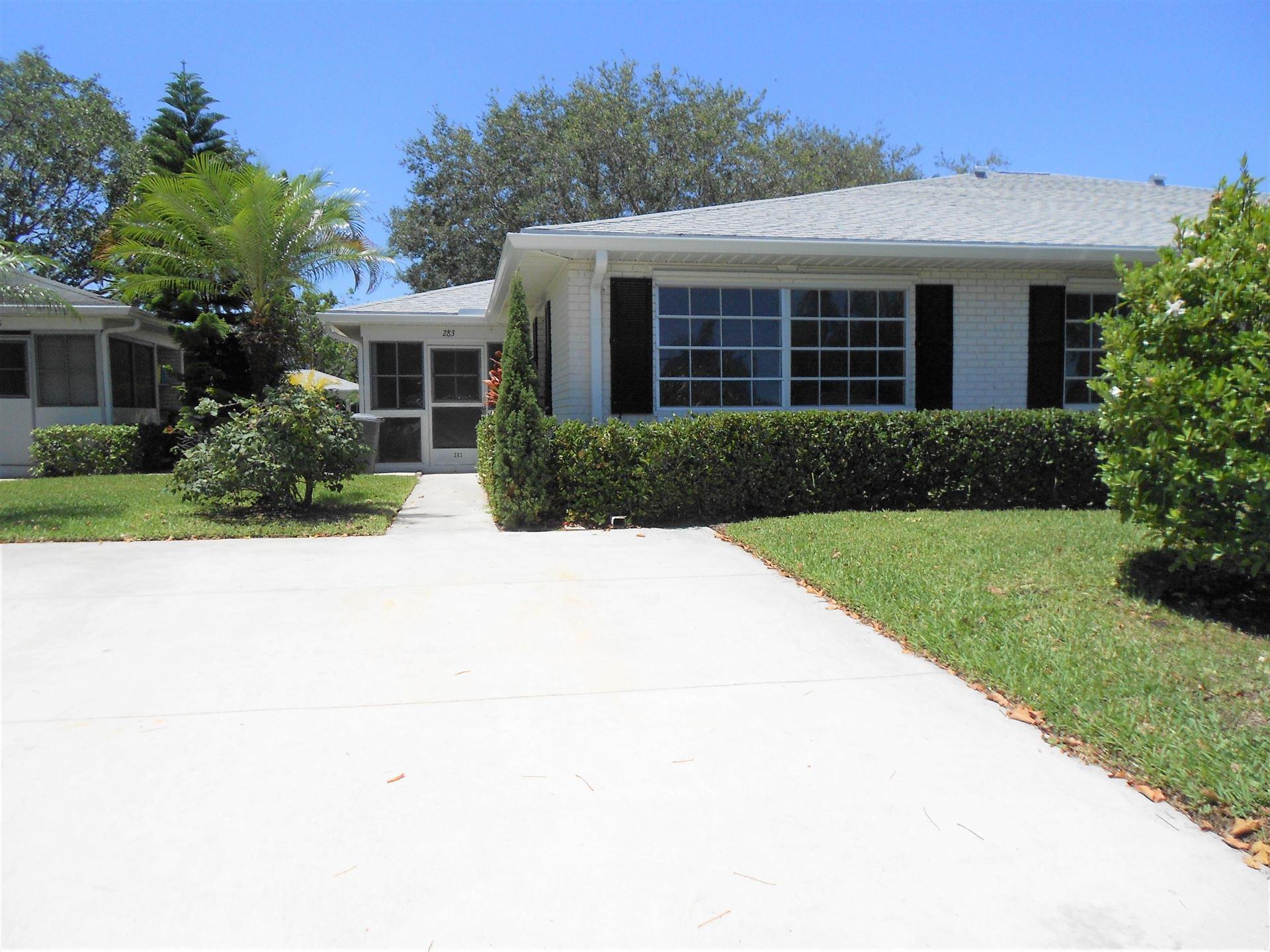 10083 40th Terrace S #283, Boynton Beach, FL 33436 - #: RX-10627500