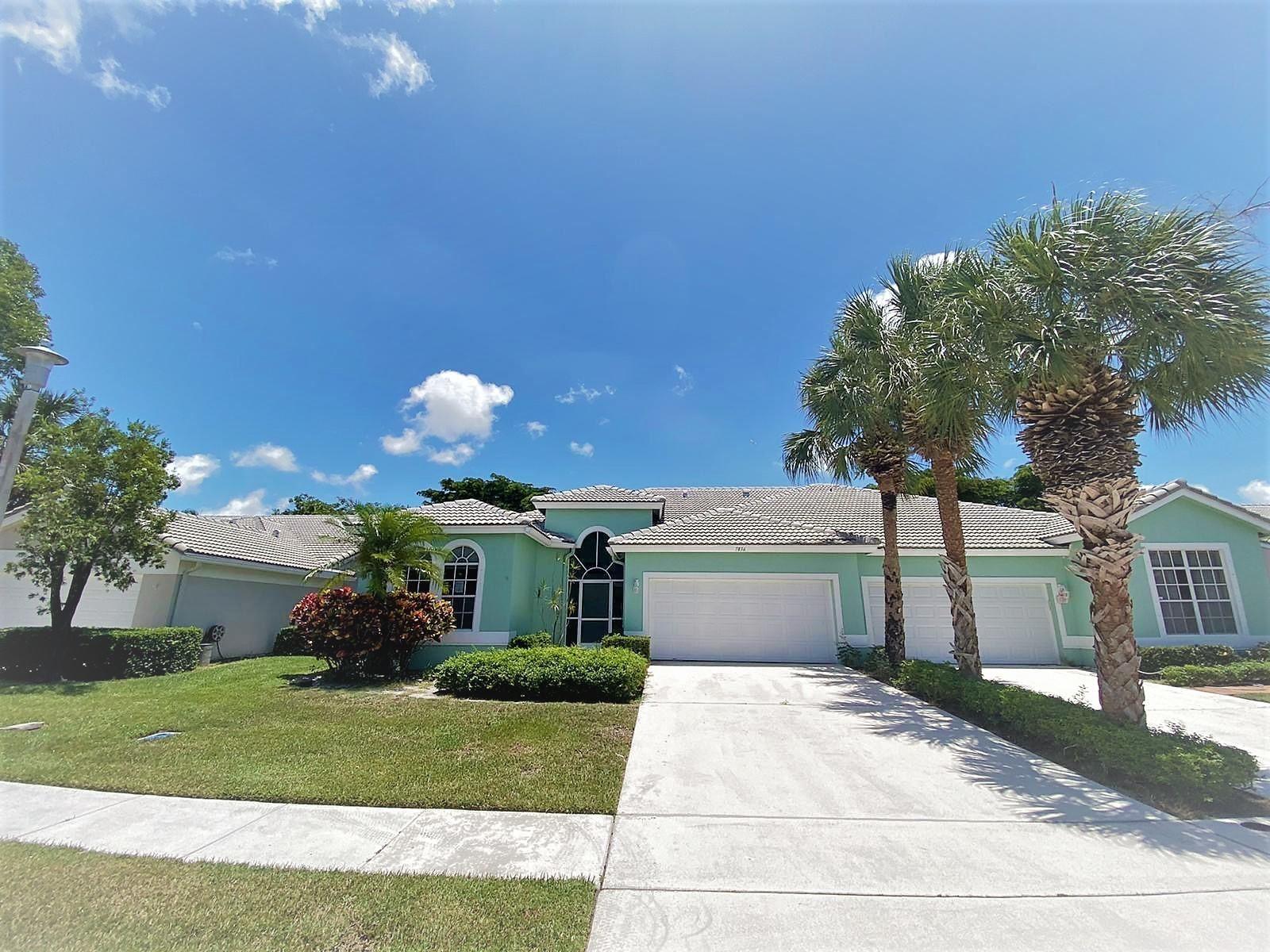 7836 Rockford Road, Boynton Beach, FL 33472 - #: RX-10634500