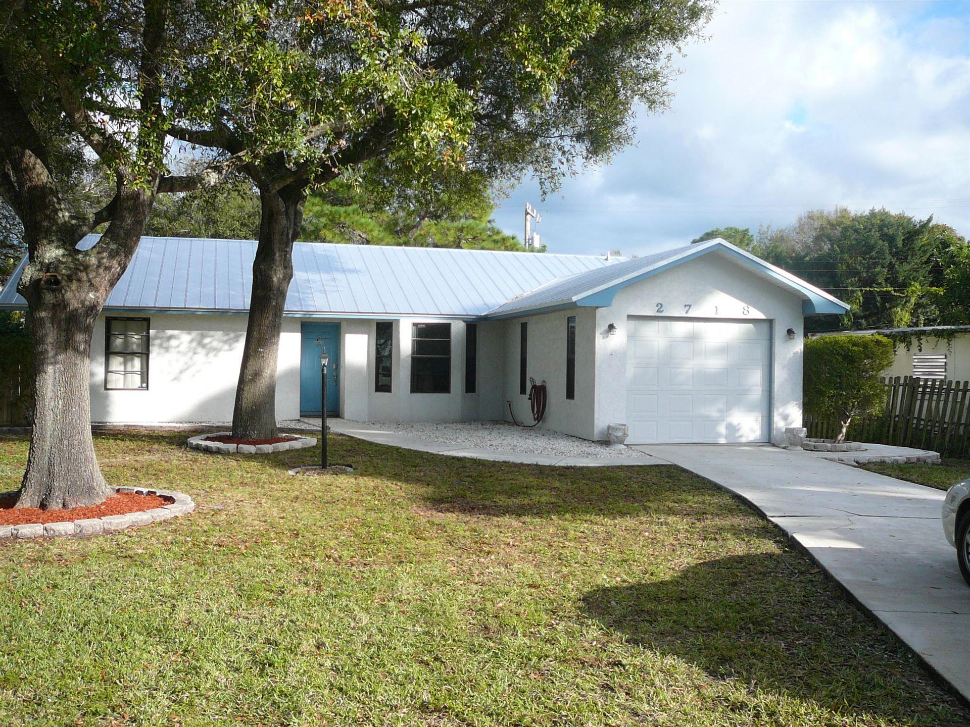 2718 Sunrise Boulevard, Fort Pierce, FL 34982 - #: RX-10679500