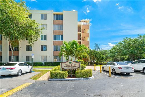 Photo of 3133 Riverside Drive #A-501, Coral Springs, FL 33065 (MLS # RX-10614501)