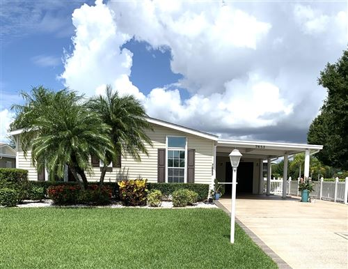 Photo of 7653 Mcclintock Way, Port Saint Lucie, FL 34953 (MLS # RX-10729501)