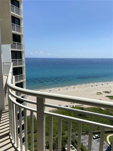 Photo of 3000 N Ocean Drive #23h, Singer Island, FL 33404 (MLS # RX-10742501)
