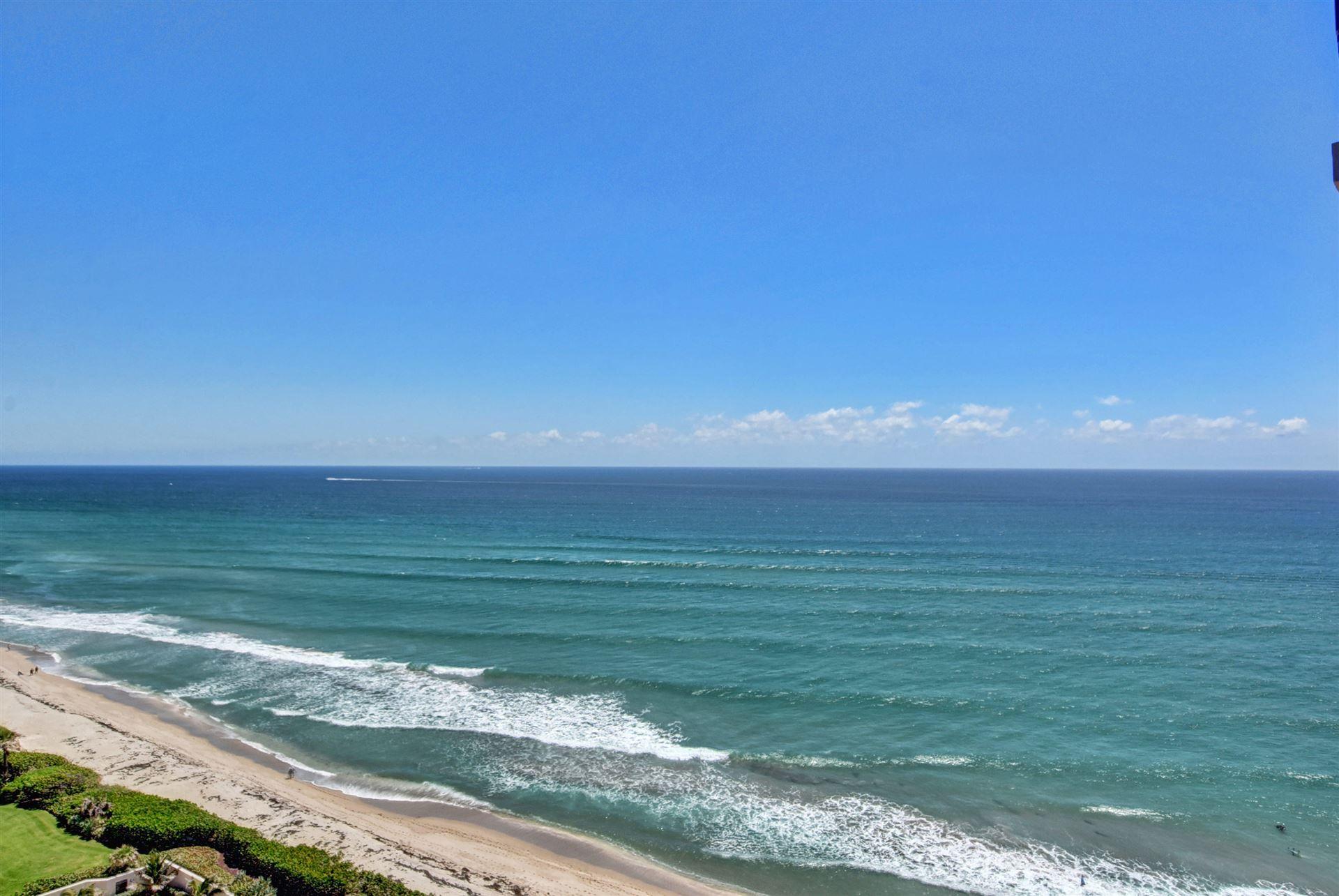 Photo of 5380 N Ocean Drive #18 G, Singer Island, FL 33404 (MLS # RX-10631501)