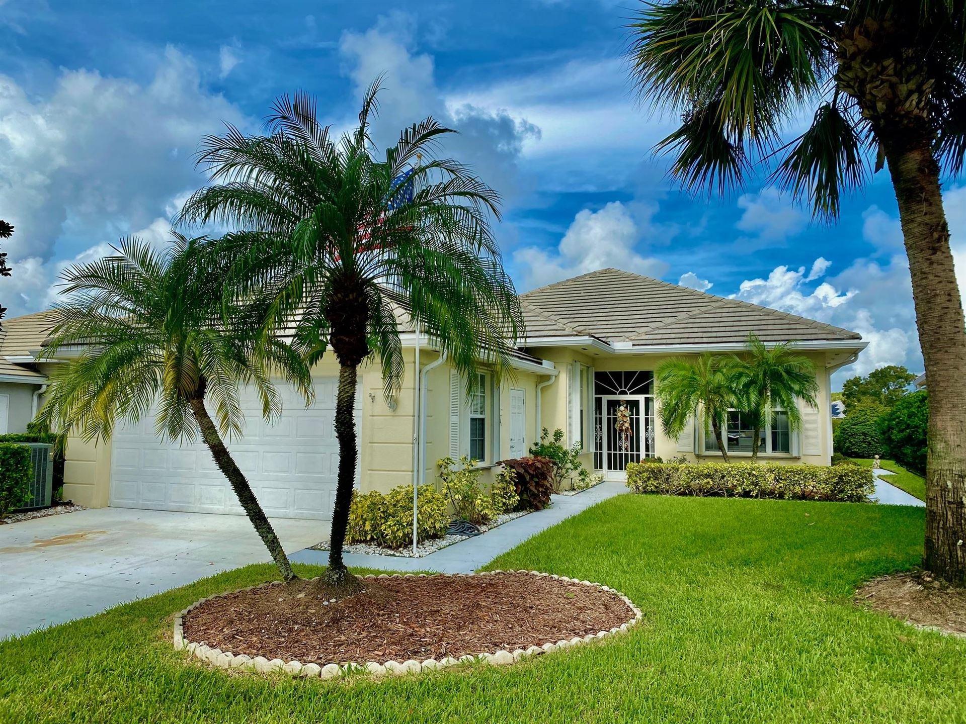 344 NW Bentley Circle, Port Saint Lucie, FL 34986 - #: RX-10663501