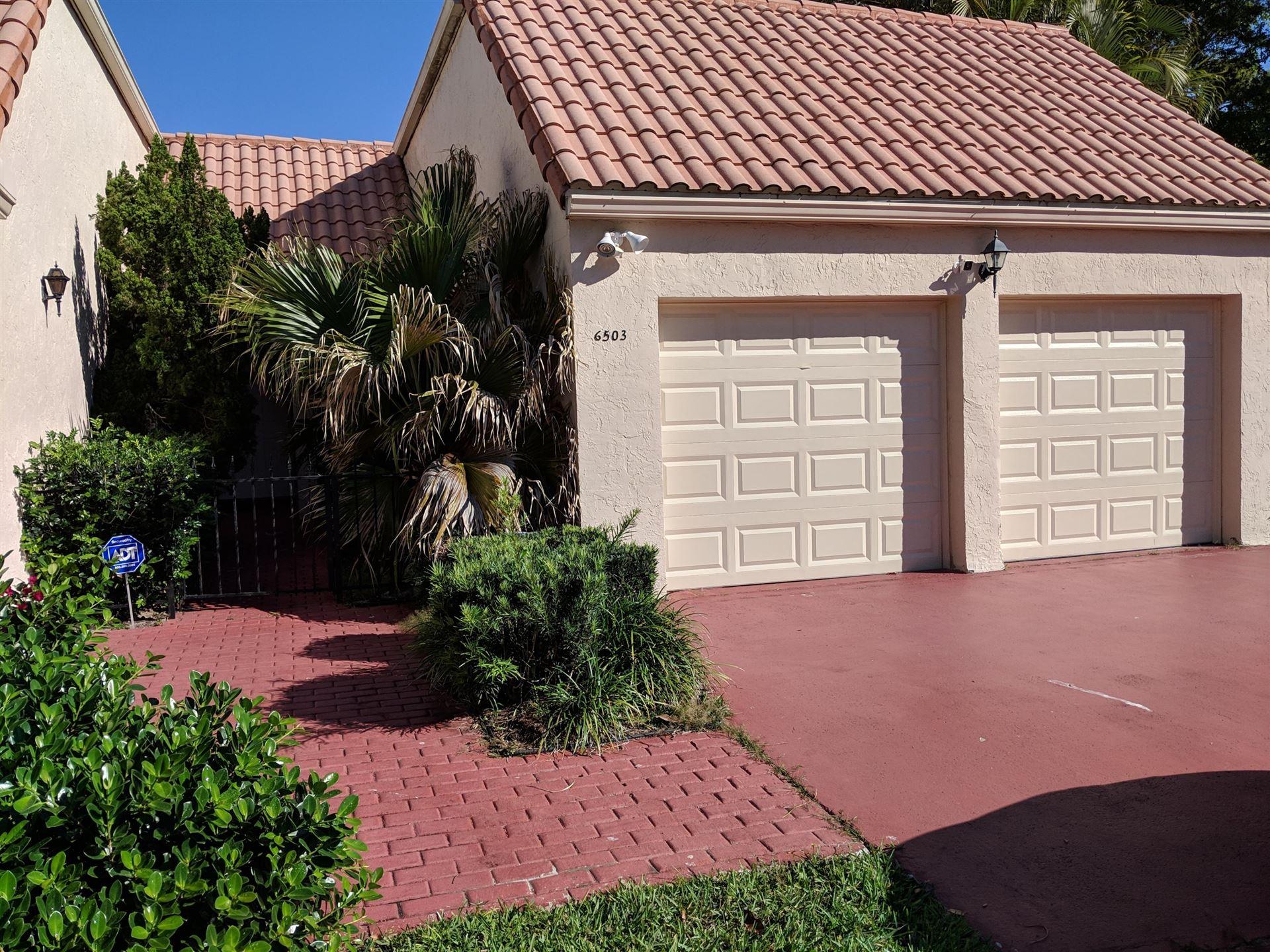 6503 Las Flores Drive, Boca Raton, FL 33433 - #: RX-10711501