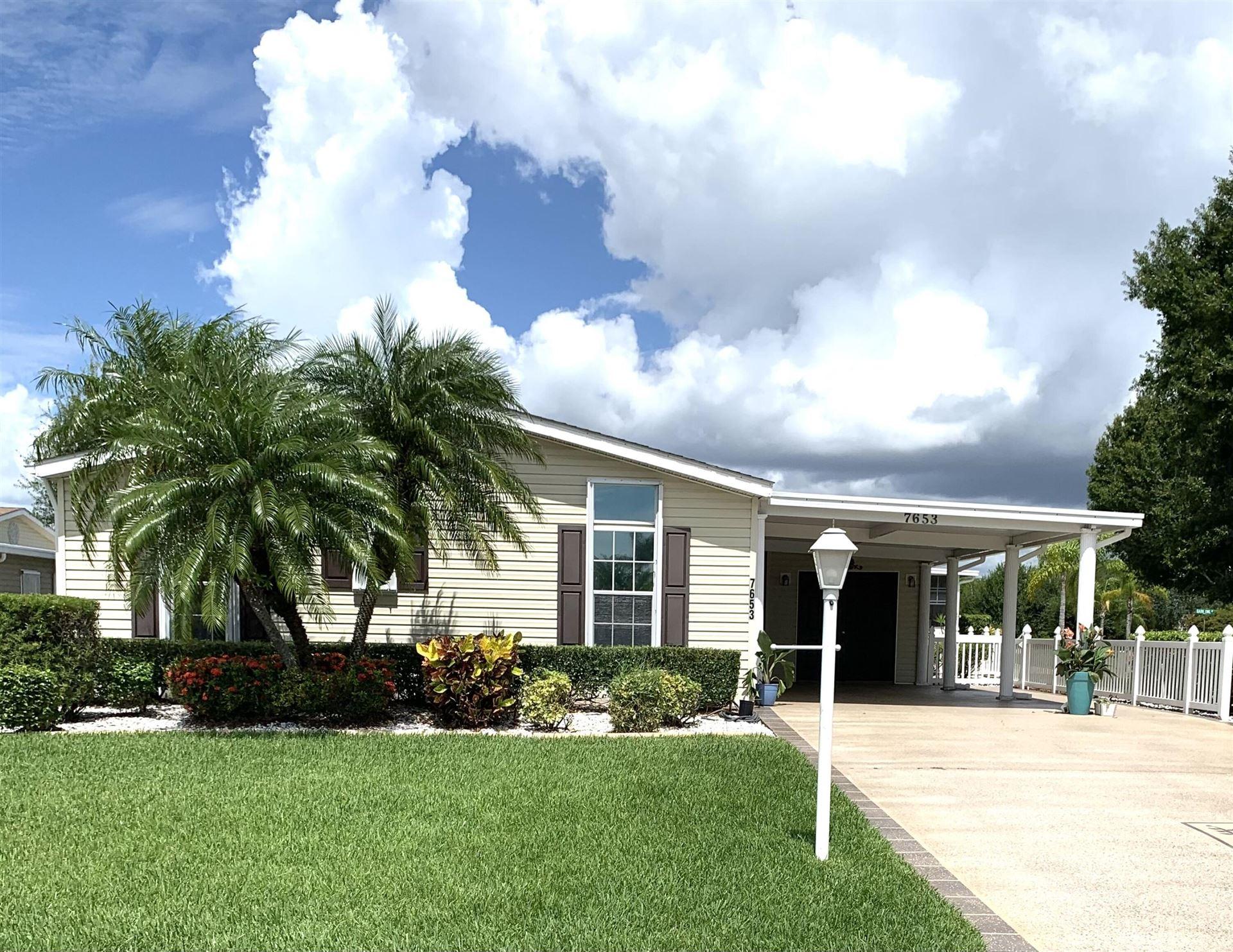 7653 Mcclintock Way, Port Saint Lucie, FL 34953 - MLS#: RX-10729501