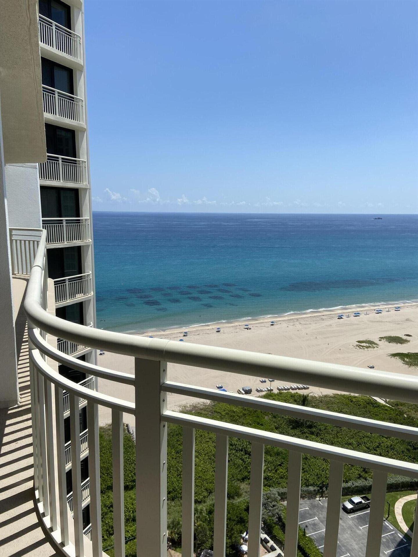 Photo for 3000 N Ocean Drive #23h, Singer Island, FL 33404 (MLS # RX-10742501)