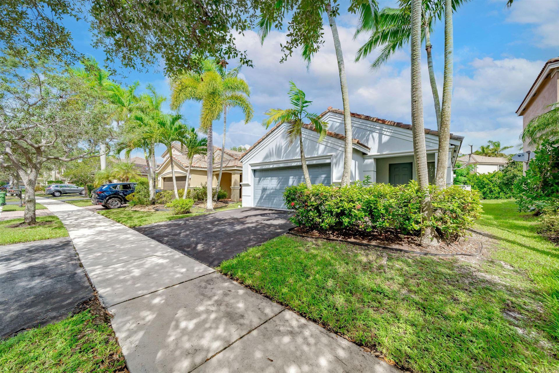 Photo of 1353 Canary Island Drive, Weston, FL 33327 (MLS # RX-10753501)