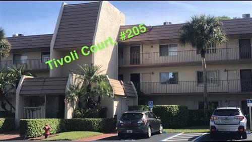 Photo of 4110 Tivoli Court #205, Lake Worth, FL 33467 (MLS # RX-10581502)