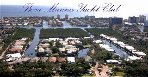 Foto de inmueble con direccion 664 Boca Marina Court Boca Raton FL 33487 con MLS RX-10631502