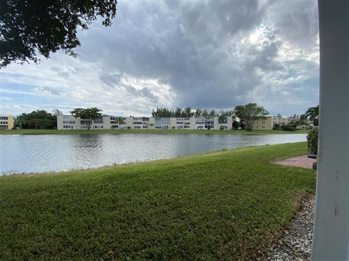Photo of 103 Wellington D, West Palm Beach, FL 33417 (MLS # RX-10675502)