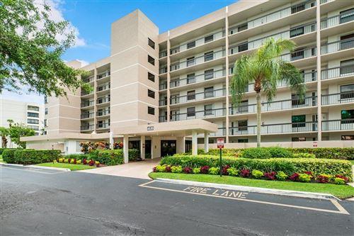 Photo of 6530 Boca Del Mar Drive #437, Boca Raton, FL 33433 (MLS # RX-10725502)