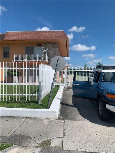 Photo of 395 NW 177th Street #112, Miami Gardens, FL 33169 (MLS # RX-10746502)