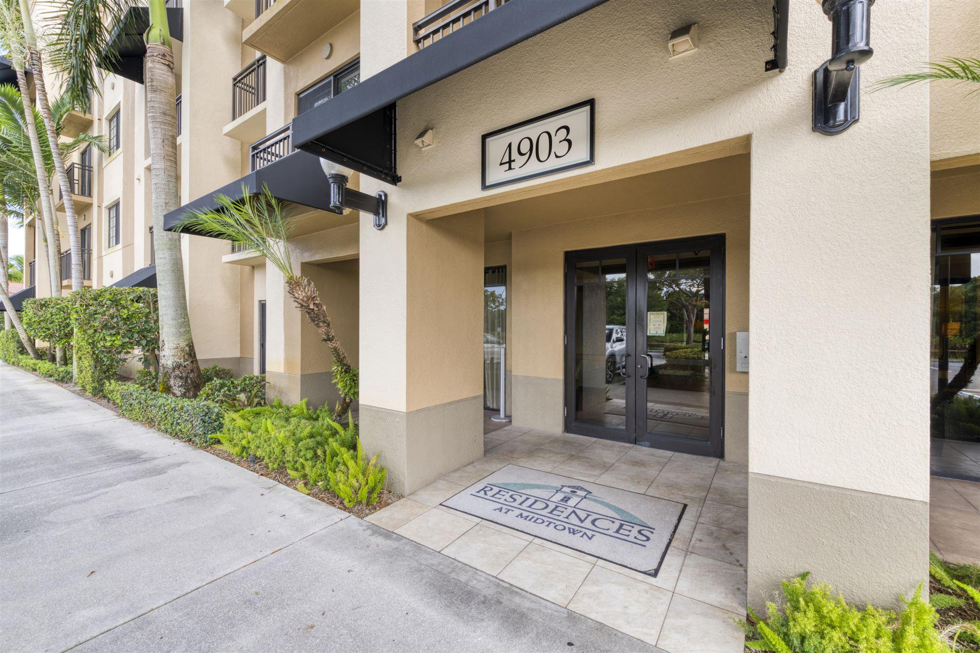 4903 Midtown Lane #3421, Palm Beach Gardens, FL 33418 - #: RX-10636502