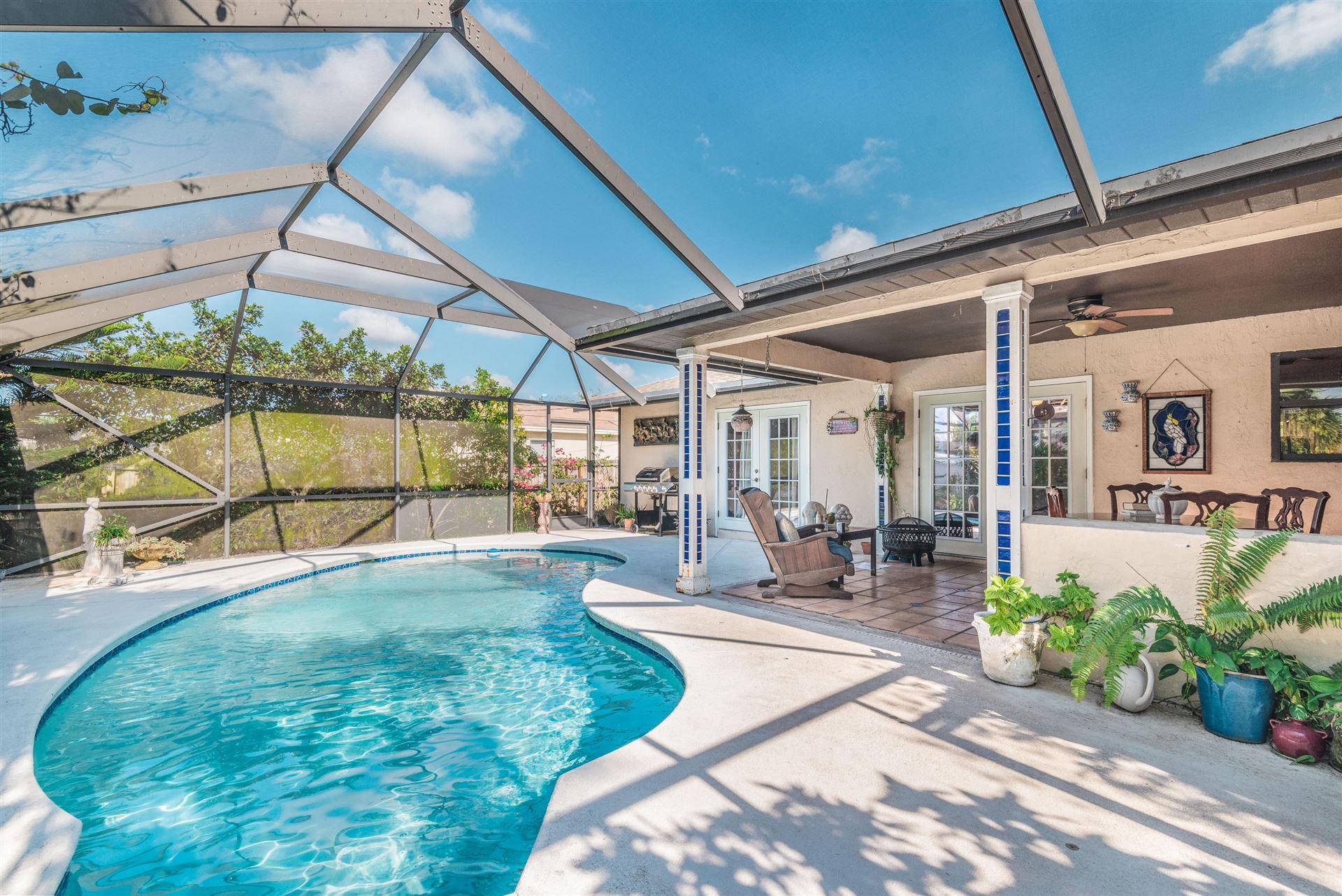 571 SE Volkerts Terrace, Port Saint Lucie, FL 34983 - #: RX-10639502