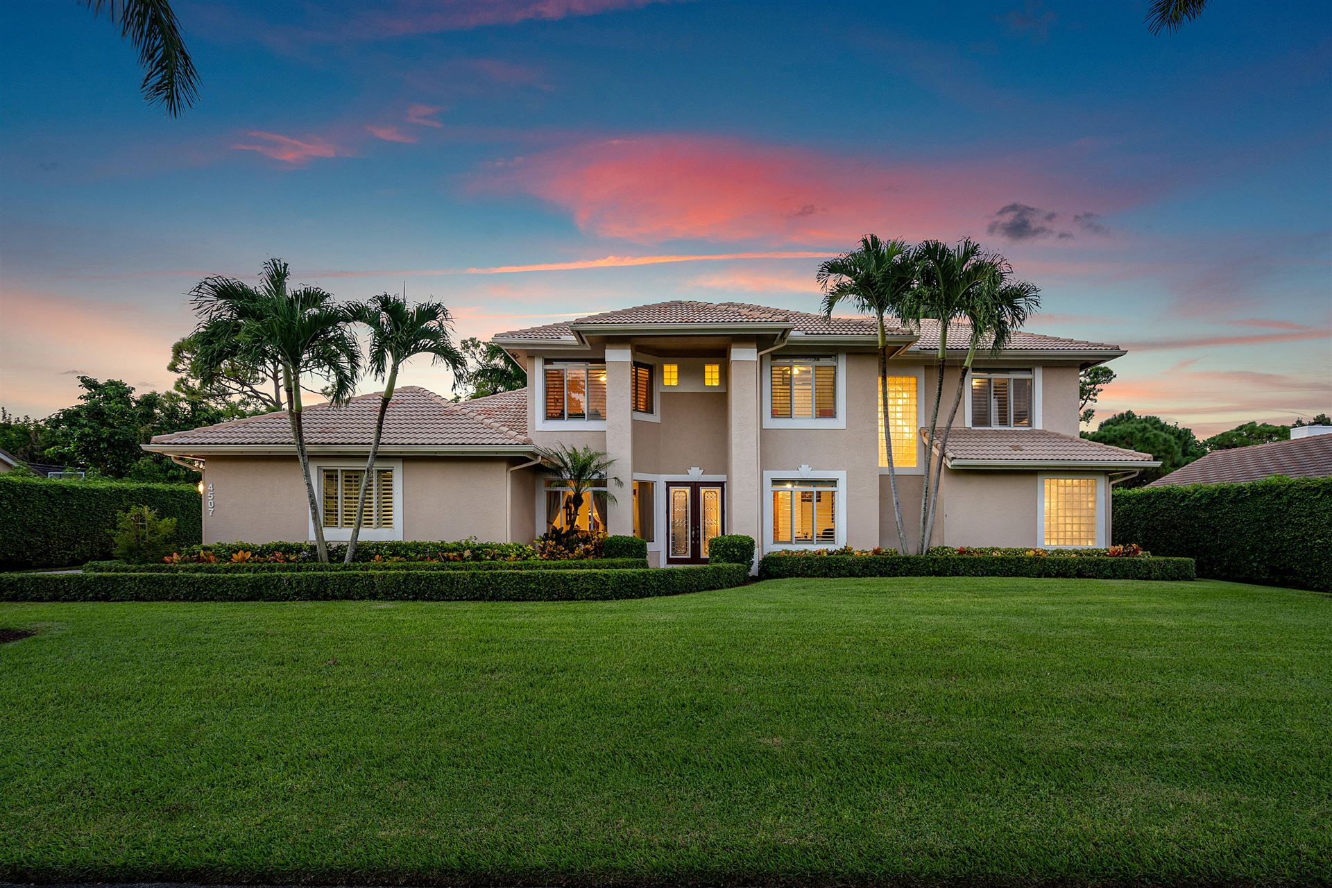 4507 Gleneagles Drive, Boynton Beach, FL 33436 - #: RX-10667502