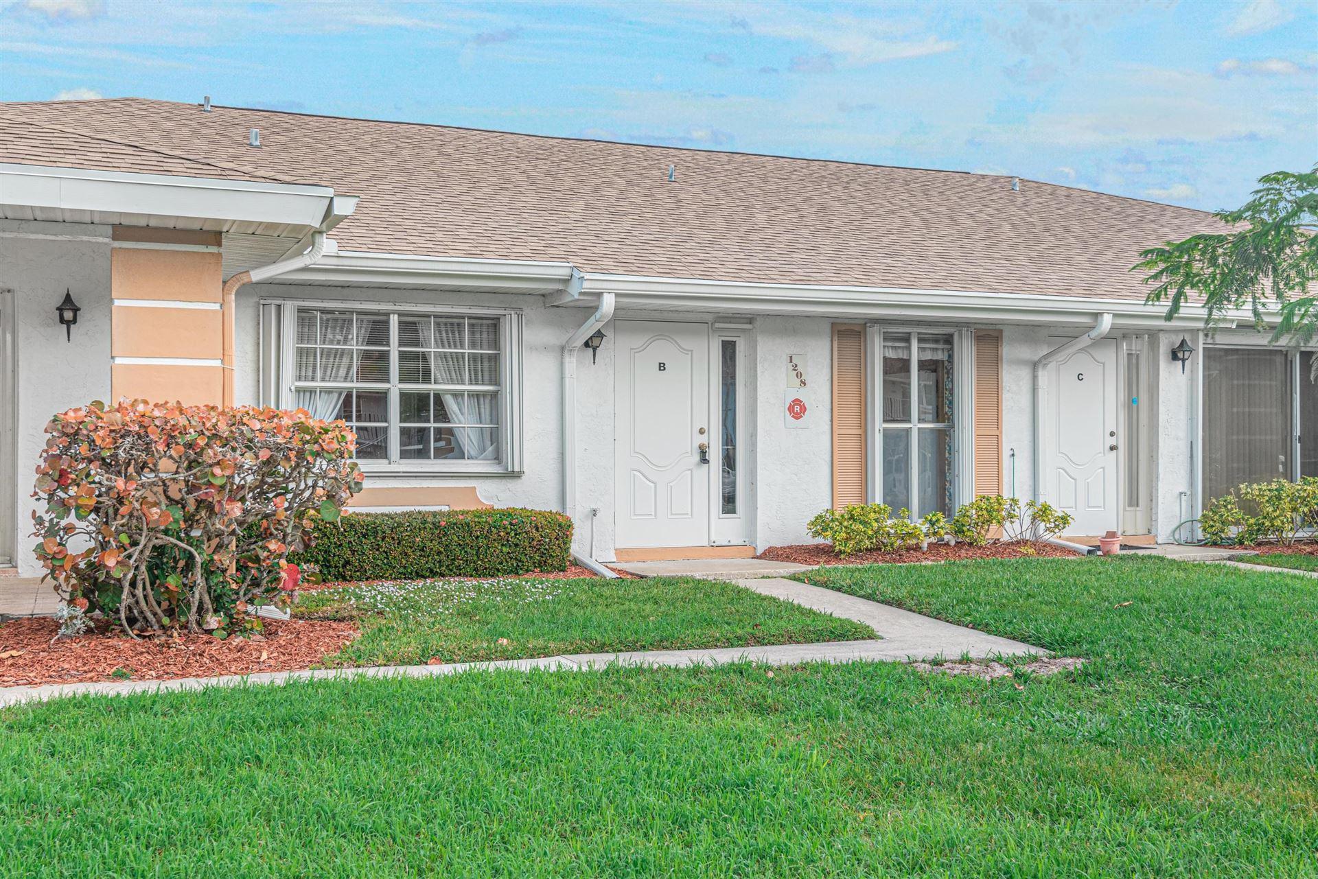 1208 S Lakes End Drive #B, Fort Pierce, FL 34982 - #: RX-10693502