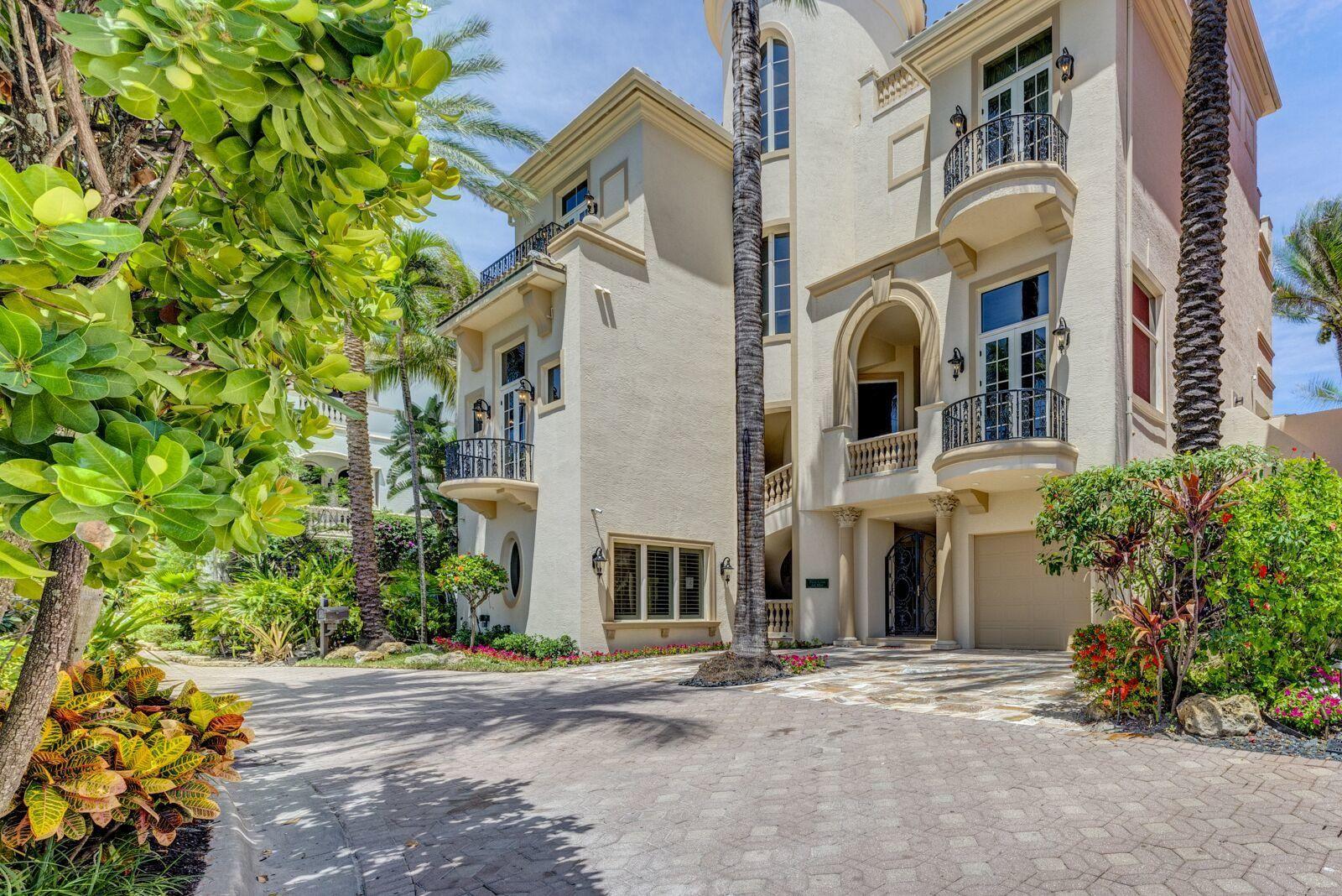 5 Ocean Place, Highland Beach, FL 33487 - MLS#: RX-10724502
