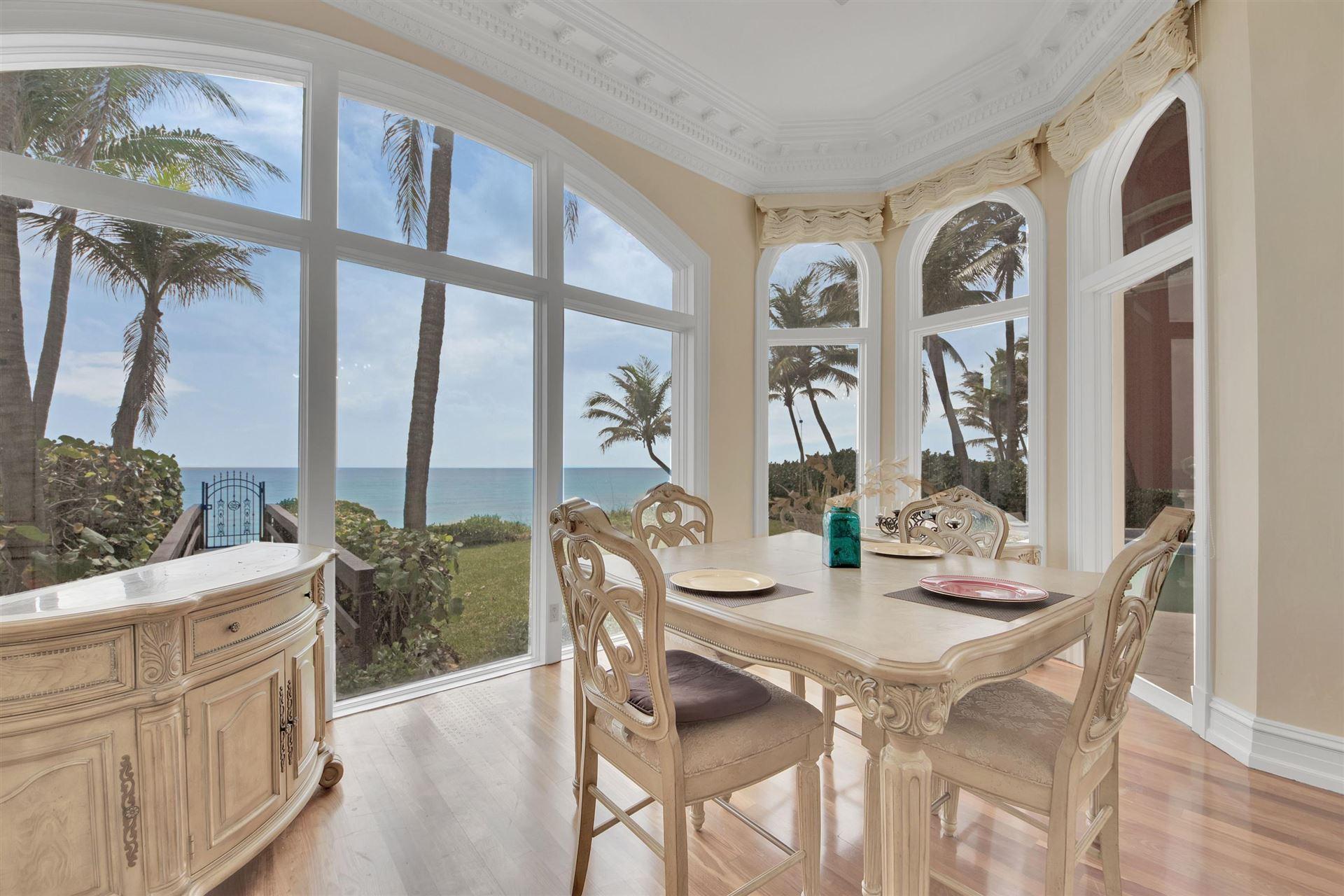 Photo of 5 Ocean Place, Highland Beach, FL 33487 (MLS # RX-10724502)